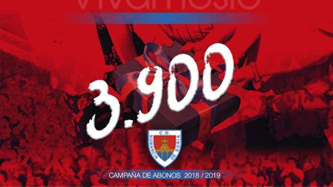 3900 abonados numancia