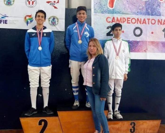 Esgrima_torneo_cadete_Perú