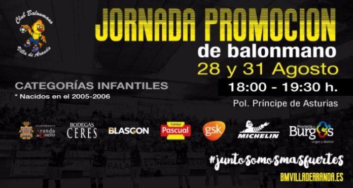 Jornada_Promocion_Villa _De_Aranda