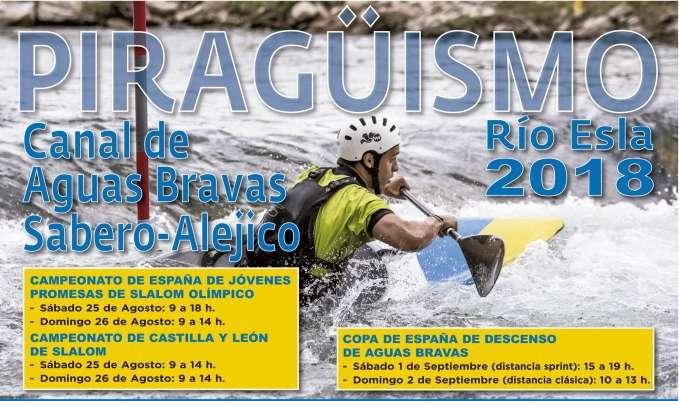 Piragüismo_campeonato_españa_Sabero