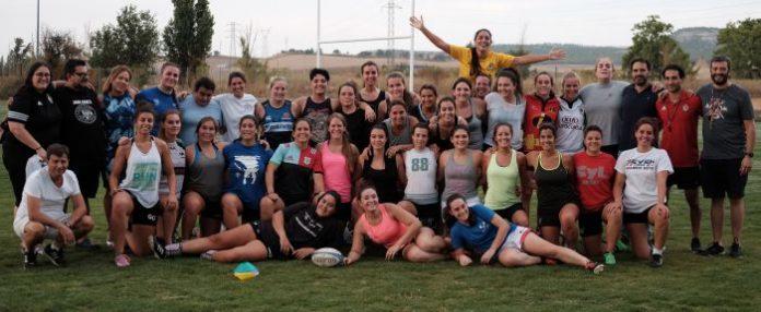 Rugby_El _Salvador_Femenino