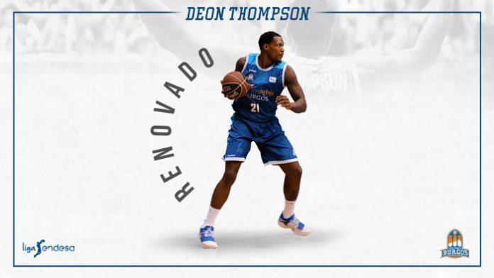 San Pablo Burgos Deon Thompson