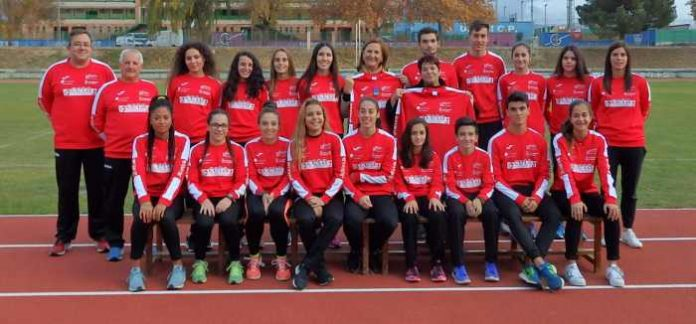Atletismo CETA Segovia