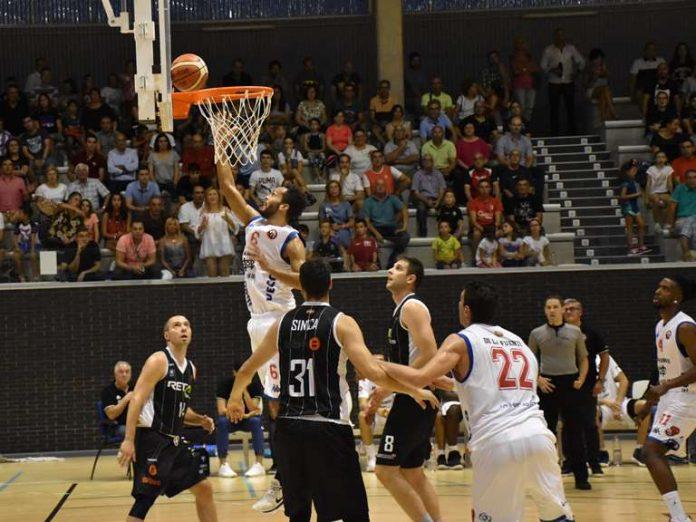 Carramimbre CBCV - RETAbet Bilbao Basket
