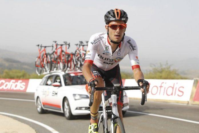 Vuelta España 2018 Etapa 09 Talavera de la Reina-La Covatilla