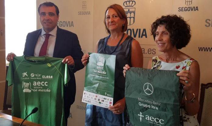 V Marcha Conta el Cancer Segovia