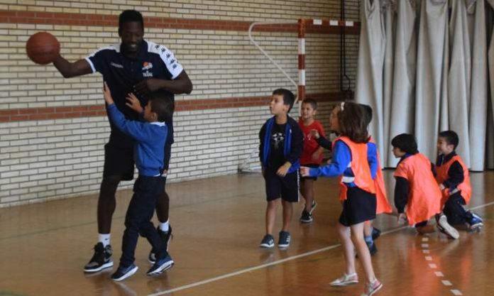 VisitaMarista_Palencia_Basket