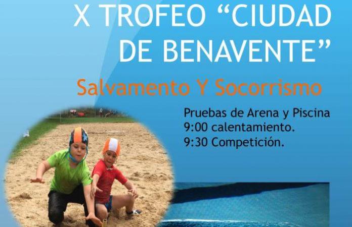 X Trofeo Nacional de Salvamento y Socorrismo Ciudad de Benavente