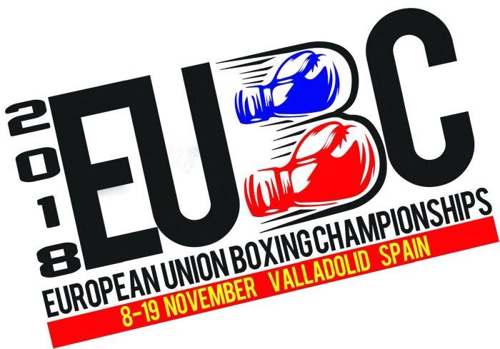 Logo Campeonato Europeo Boxeo